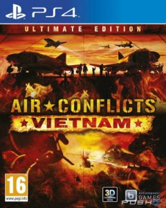 Air Conflicts Vietnam Ultimate Edition PS4 PSN Mídia Digital