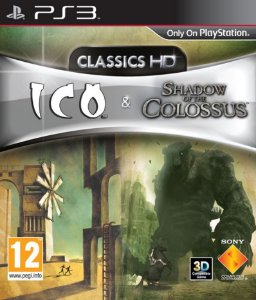 ICO & Shadow of the Colossus PS3 PSN Mídia Digital