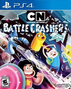 Cartoon Network: Battle Crashers PS4 PSN Mídia Digital