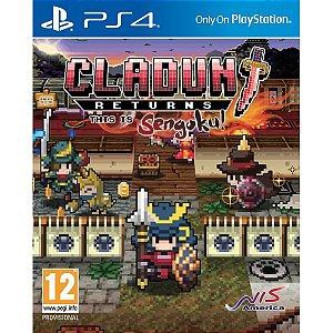 Cladun Returns: This Is Sengoku! PS4 PSN Mídia Digital