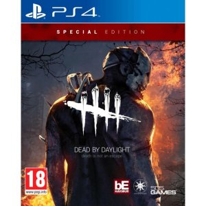 Dead by Daylight: Special Edition PS4 PSN Mídia Digital