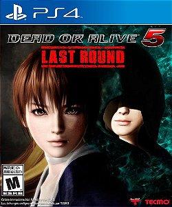 DEAD OR ALIVE 5 Last Round PS4 PSN Mídia Digital