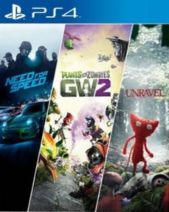 EA Family Bundle PS4 PSN Mídia Digital