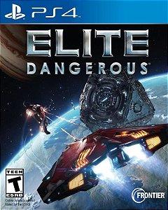 Elite Dangerous PS4 PSN Mídia Digital