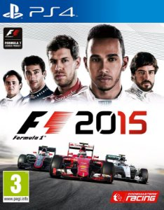 F1 2015 PS4 PSN Mídia Digital