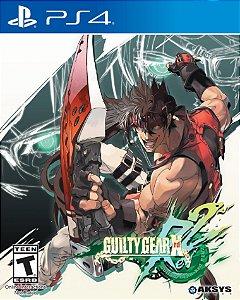 Guilty Gear Xrd REV 2 PS4 PSN Mídia Digital
