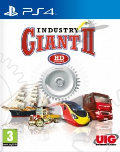 Industry Giant 2 PS4 PSN Mídia Digital