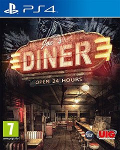 Joe's Diner PS4 PSN mídia digital