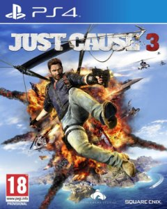 Just Cause 3 PS4 PSN Mídia Digital