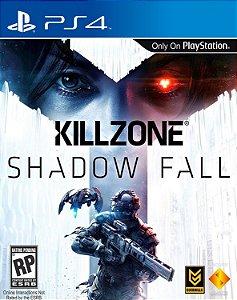 Killzone Shadow Fall PS4 PSN MÍDIA DIGITAL