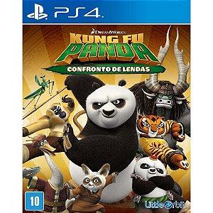 Kung Fu Panda Confronto de Lendas / Showdown of Legendary Legends PS4 PSN Mídia Digital