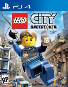 LEGO CITY Undercover PS4 PSN Mídia Digital