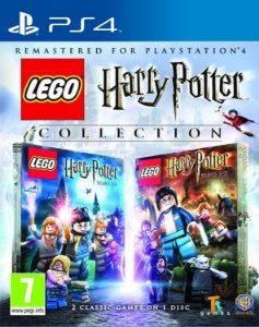LEGO Harry Potter Collection PS4 PSN Mídia Digital