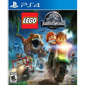LEGO® Jurassic World™ O Mundo Dos Dinossauros PS4 PSN Mídia Digital