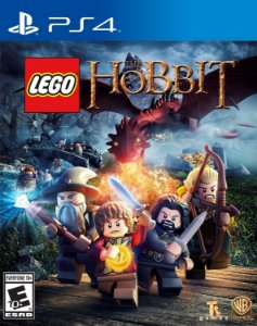 LEGO O Hobbit PS4 PSN Mídia Digital
