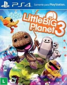 Little Big Planet 3 PS4 PSN Mídia Digital