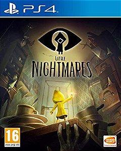 Little Nightmares PS4 PSN Mídia Digital