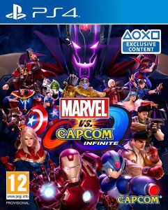 Marvel vs. Capcom: Infinite - Standard Edition PS4 PSN mídia digital