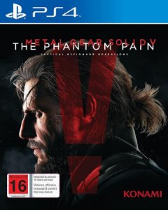 METAL GEAR SOLID V: THE PHANTOM PAIN PS4 PSN Mídia Digital