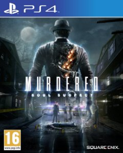 MURDERED: SOUL SUSPECT PS4 PSN Mídia Digital