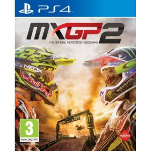 MXGP2 - The Official Motocross Videogame PS4 PSN Mídia Digital