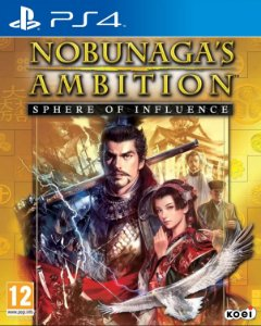 NOBUNAGA'S AMBITION: Sphere of Influence PS4 PSN Mídia Digital