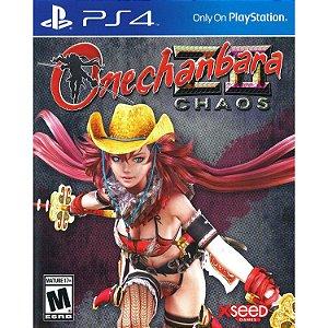 Onechanbara Z2: Chaos PS4 PSN mídia Digital