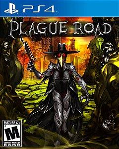 Plague Road PS4  PSN Mídia Digital