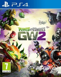 Plants Vs Zombies Garden Warfare 2 PS4  PSN Mídia Digital