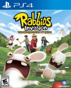 Rabbids®: A Invasão / Invasion PS4  PSN Mídia Digital