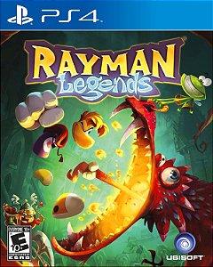 Rayman Legends PS4  PSN Mídia Digital