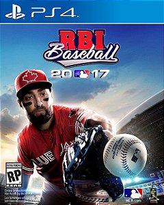 R.B.I. Baseball 17 PS4  PSN Mídia Digital