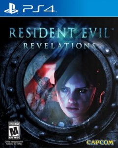 RESIDENT EVIL REVELATIONS PS4  PSN Mídia Digital