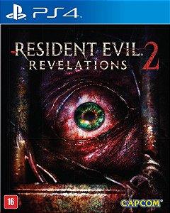 RESIDENT EVIL REVELATIONS 2 Deluxe Edition PS4  PSN Mídia Digital