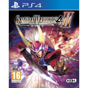 SAMURAI WARRIORS 4-II PS4  PSN Mídia Digital