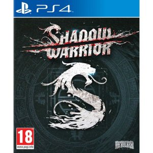 Shadow Warrior PS4  PSN Mídia Digital
