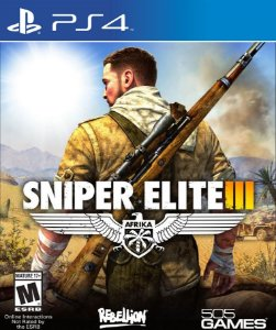 Sniper Elite 3 Ultimate Edition PS4  PSN Mídia Digital