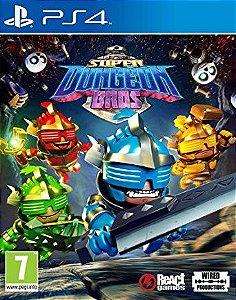 Super Dungeon Bros PS4  PSN Mídia Digital