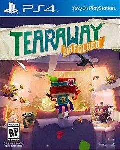 Tearaway Unfolded  PS4 PSN Mídia Digital