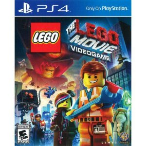 The LEGO Movie Videogame PS4  PSN Mídia Digital