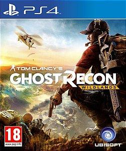 Tom Clancy's Ghost Recon Wildlands PS4  PSN Mídia Digital