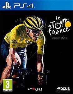 Tour de France 2016 PS4  PSN Mídia Digital