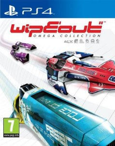 WipEout Omega Collection PS4 PSN Mídia Digital