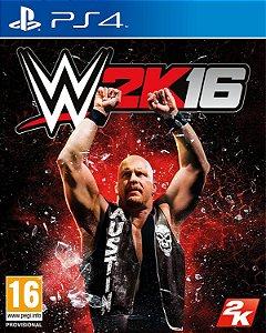 WWE 2K16 PS4 PSN Mídia Digital