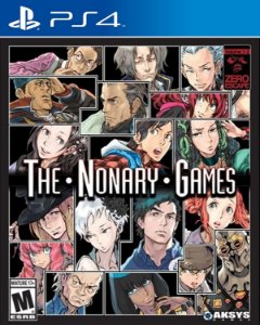 Zero Escape: The Nonary Games PS4 PSN Mídia Digital