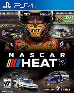 NASCAR Heat 2 PS4 PSN Mídia Digital