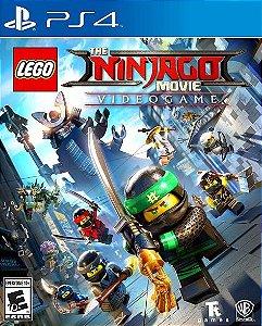 LEGO® NINJAGO® O Filme: Video Game PS4 PSN Mídia Digital