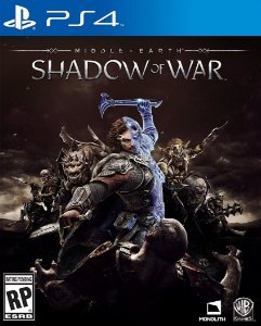 Terra-média Sombras da Guerra / Middle-earth Shadow of War PS4  PSN Mídia Digital