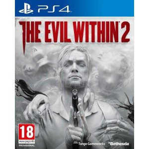The Evil Within 2 PS4  PSN Mídia Digital