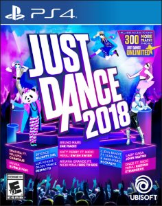 Just Dance 2018 PS4 PSN Mídia Digital